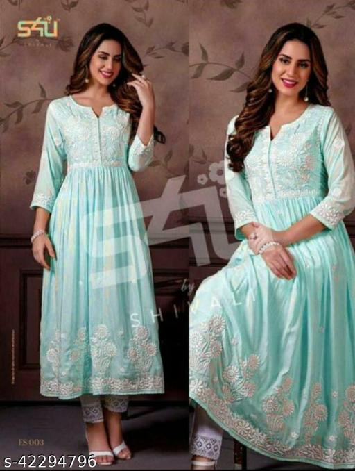 Abhisarika Pretty Women Kurta Sets
