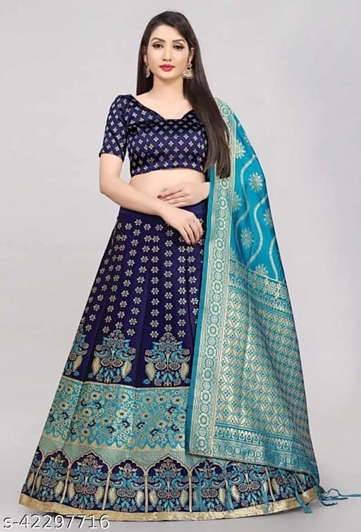 Banarasi Fancy Lahenga