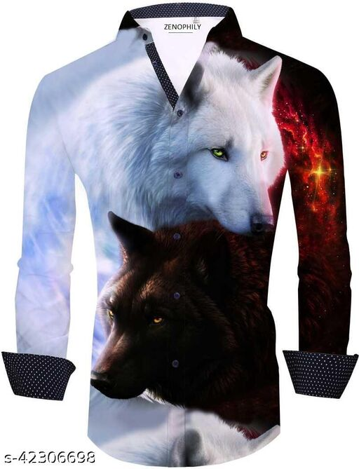 Urbane Partywear Men Shirt Fabric
