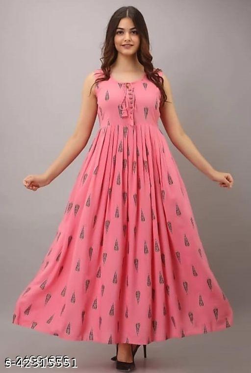 Stylish Partywear Women kurti