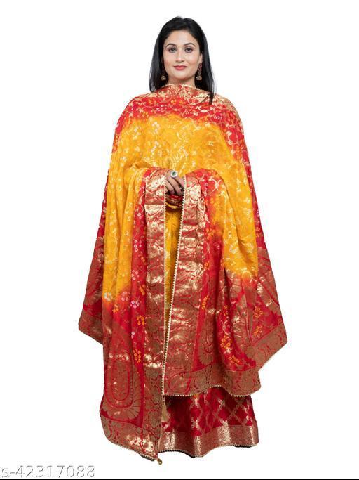 Women Fashionable Lehenga Choli Set