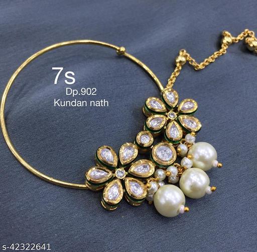 Twinkling Bejeweled Nosepins