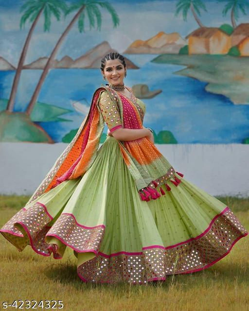 Latest Lehenga Choli Designs For Wedding