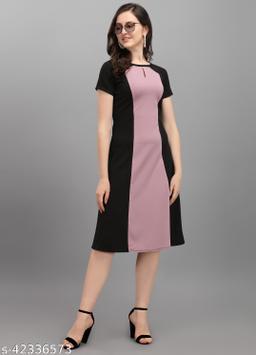 Milost Women's Fit & Flare Dress