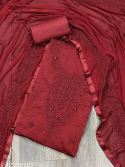 Charvi Voguish Salwar Suits & Dress Materials