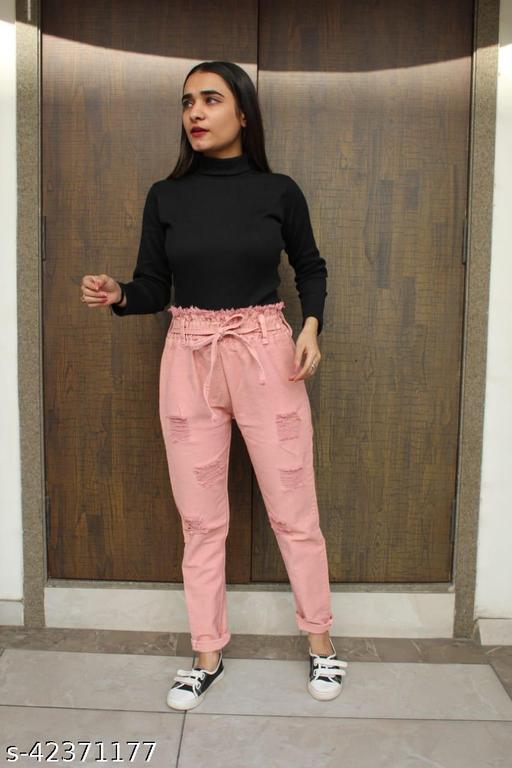 Classy Graceful Women Women Trousers
