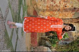 Women's Cotton Kurta