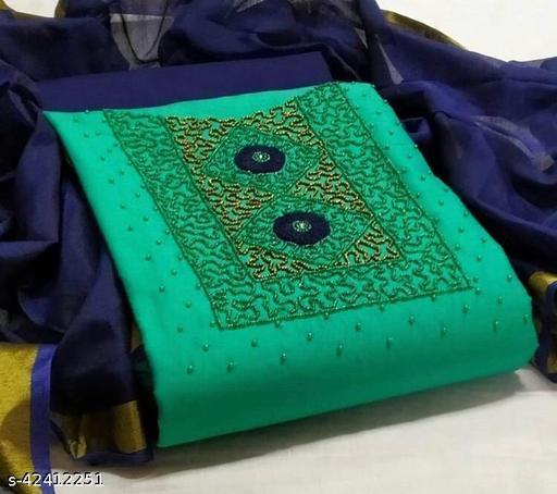 MK's Ladies FashionWear Presents Dress Material