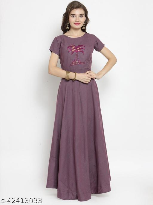 Kashvi Attractive gown