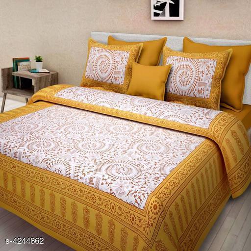 Classy Double Cotton Bedsheet