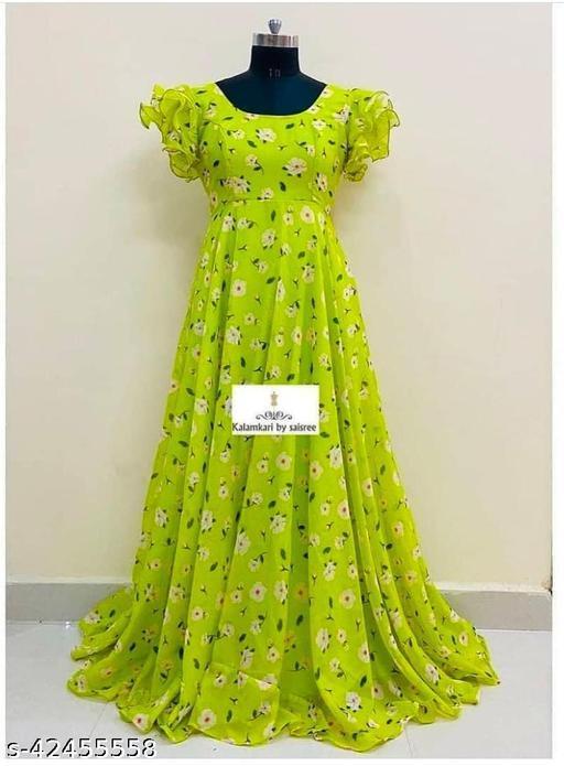Classic Fashionista Women Gowns