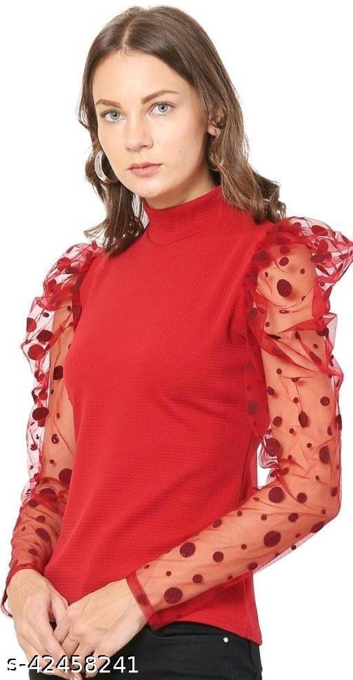 Urbane Partywear Women Tops & Tunics