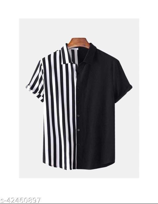 Stylish Premium Printed Men's shirt