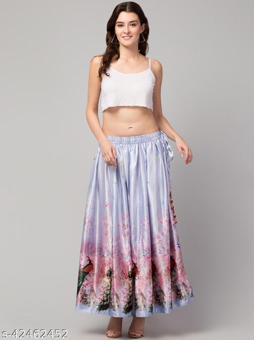 Chitrarekha Graceful Women Ethnic Skirts