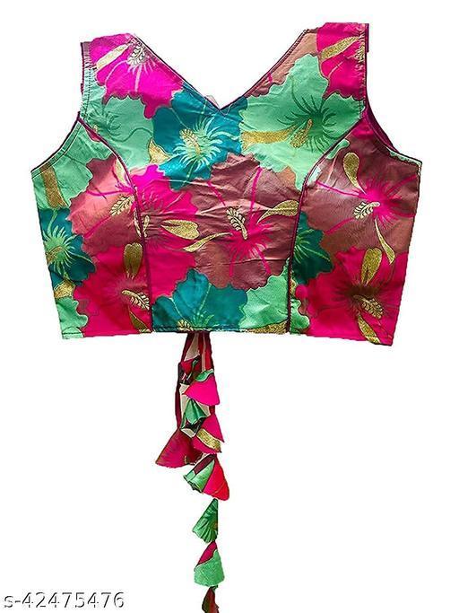 brocade fancy blouse