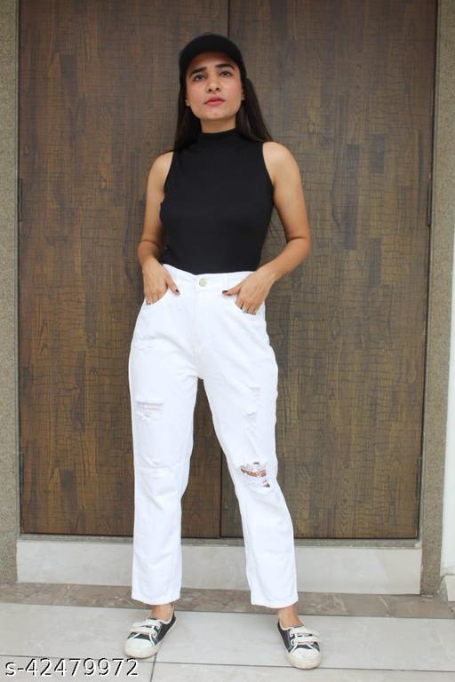 Urbane Modern Women Jeans