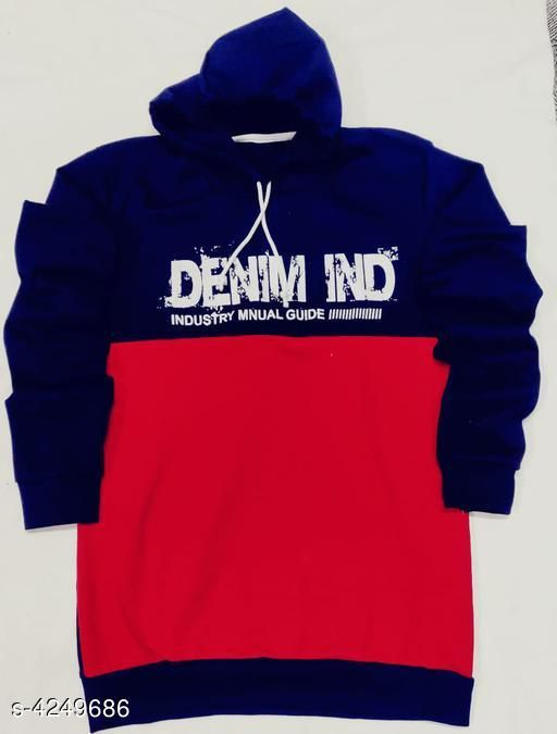 Essential Men's Hooded Sweatshirt