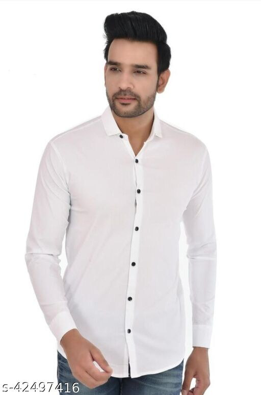 Trendy Partywear Men Shirts