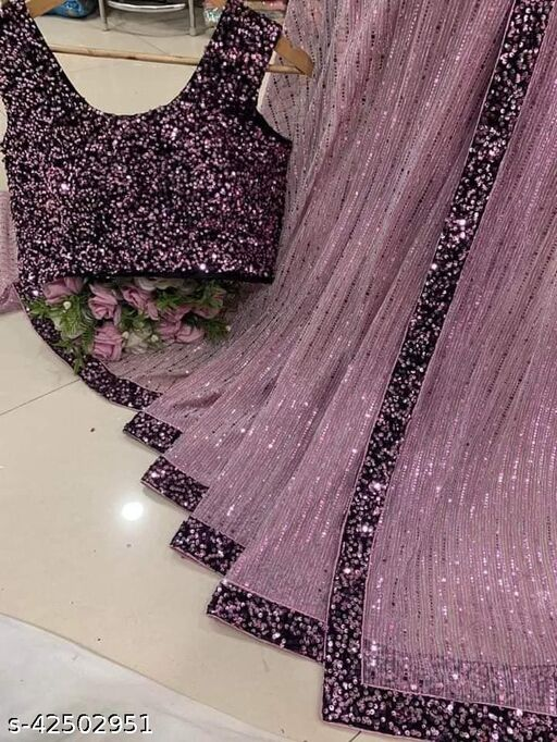 FANCY SEQUENCE SAREES