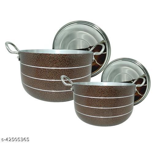 Fancy Milk Pots & Topes