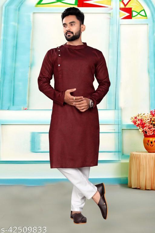 Men's stylish Cross kurta and payjama