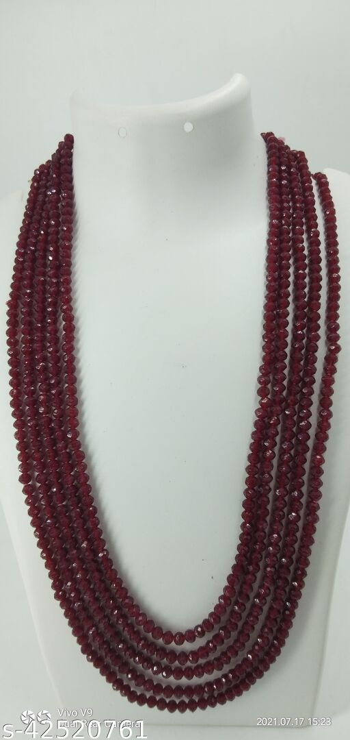 Shimmering Beautiful Necklaces & chain
