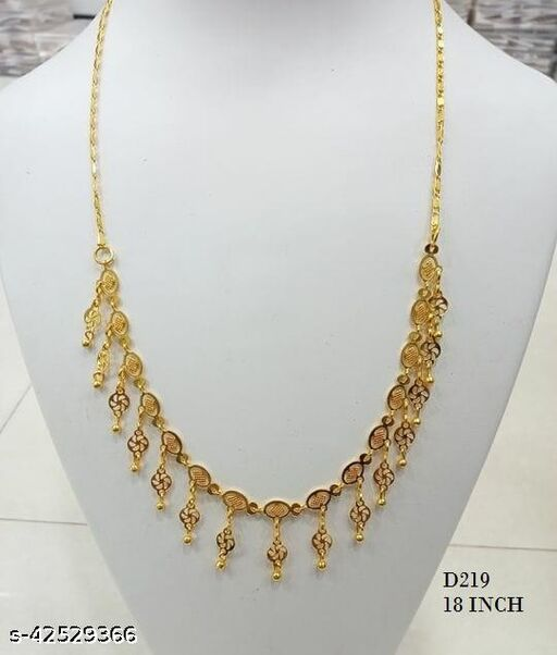 FANCY DOKYA STYLE  Necklaces & chain FOR DAILY USE
