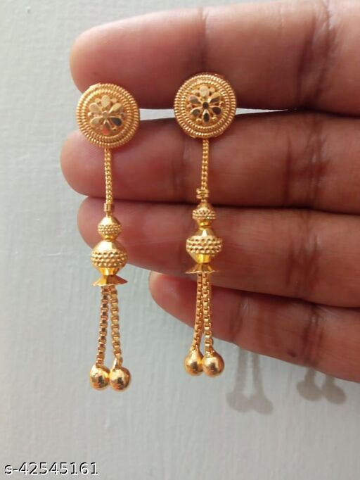 Beautiful, Fancy EarRing (Sui Dhaga)