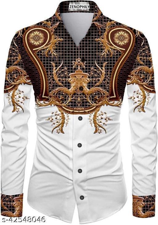 Classic Latest Men Shirt Fabric