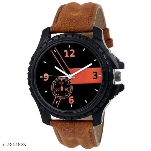 New Attractive Mens Watches