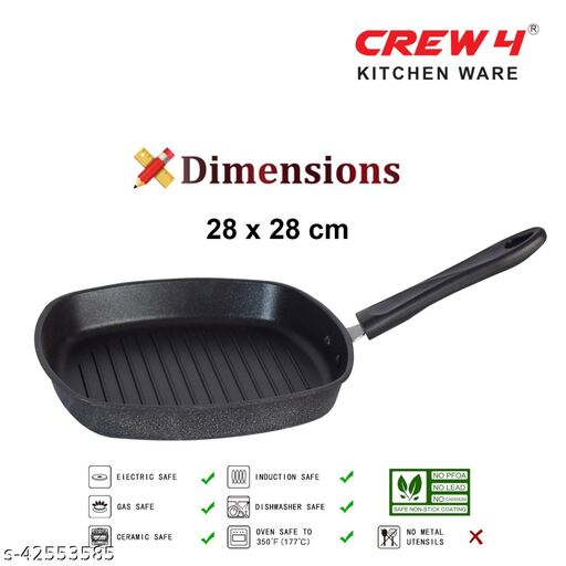 Stylo Grill Pans