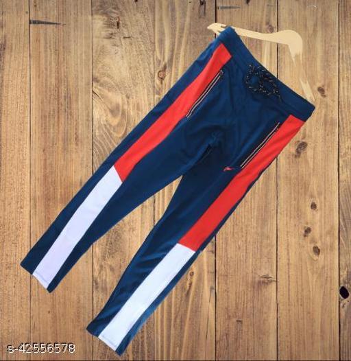 Casual Trendy Men Track Pants