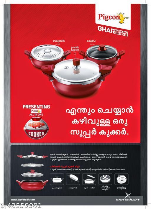Amazing Pressure Cookers