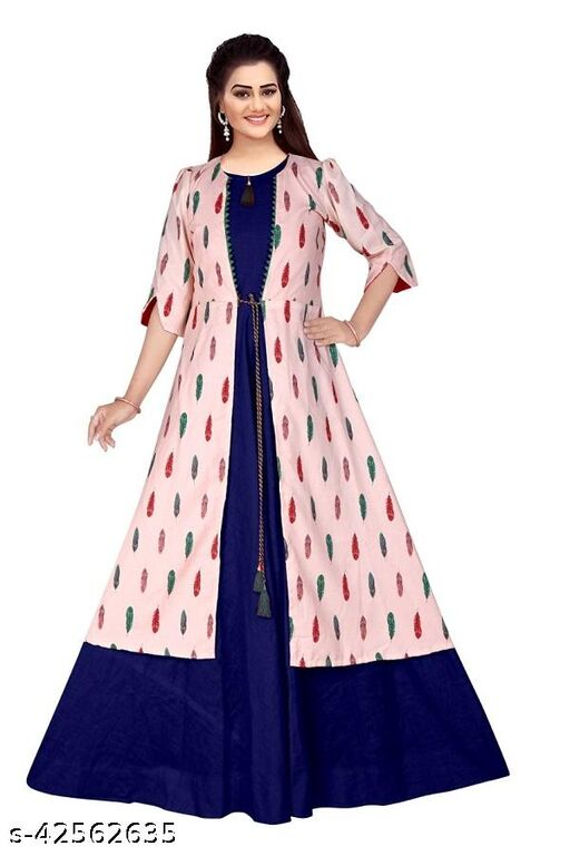 Alisha Superior Gown