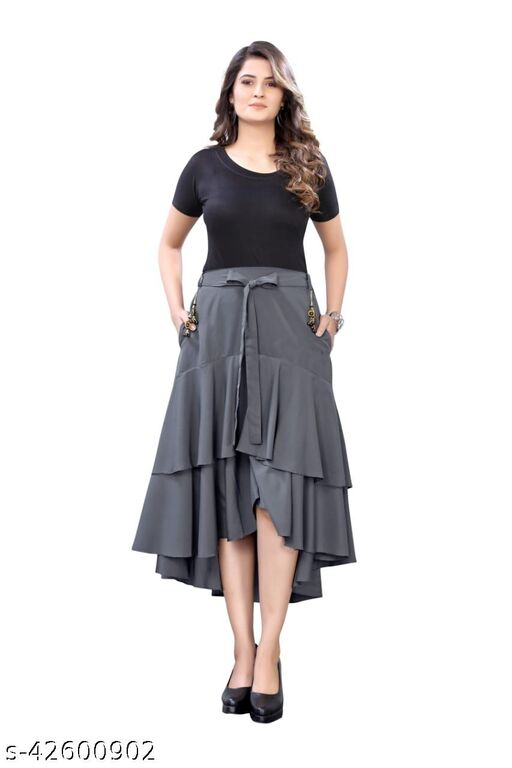 Fancy Fashionista Women Skirt