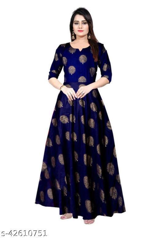 Cotton Craft Trendy Women Stylish Long Kurti