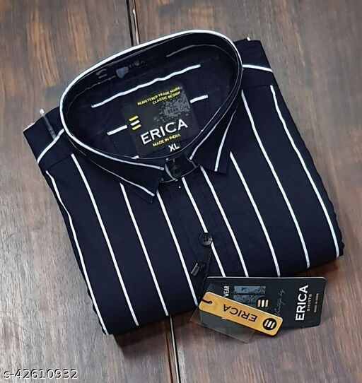 Clasic strips shirts