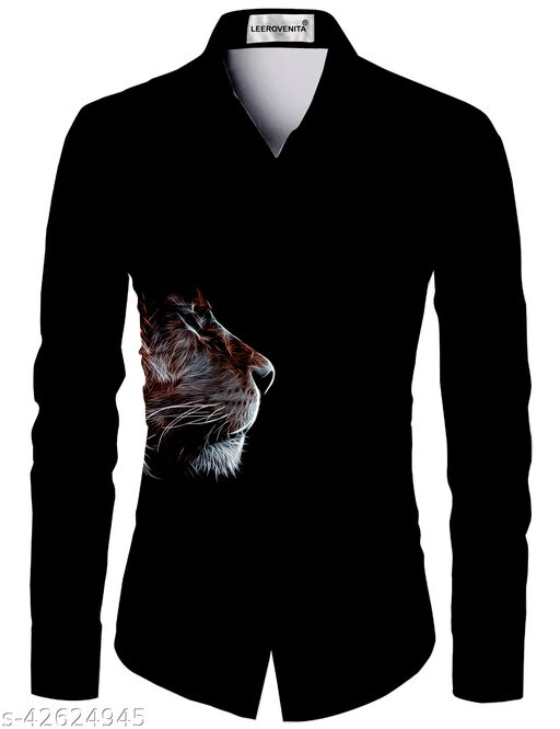 Comfy Glamorous Men Shirt Fabric