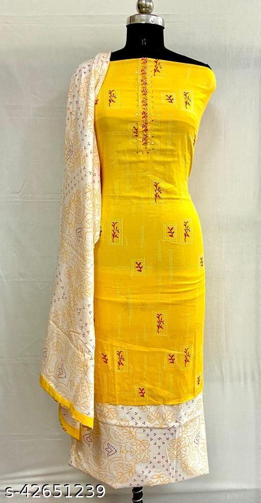 Aakarsha Ensemble Salwar Suits & Dress Materials