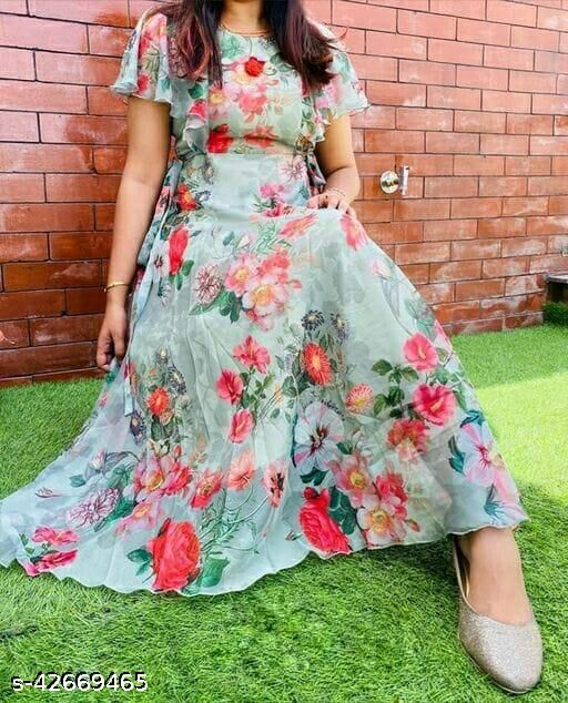Comfy Fashionista Women Gowns