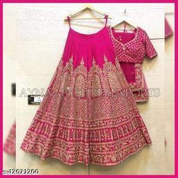 Mahadev  New Designer Lehenga Choli  Pink 005