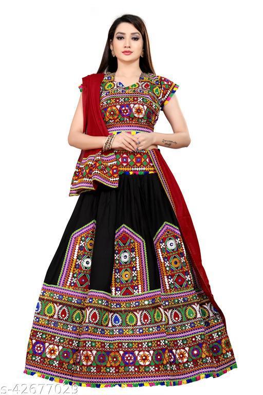 Abhisarika Alluring Women Lehenga