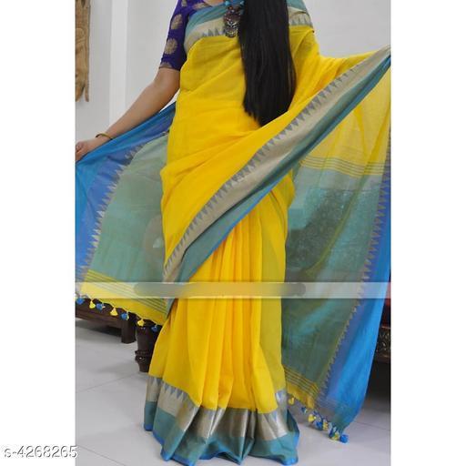 Haarika Khadi Cotton Women's Saree