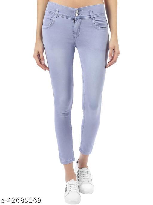 Krazzy X Designer Denim Jeans For Women Western Wear
