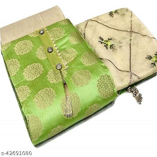Aishani Petite Semi-Stitched Suits