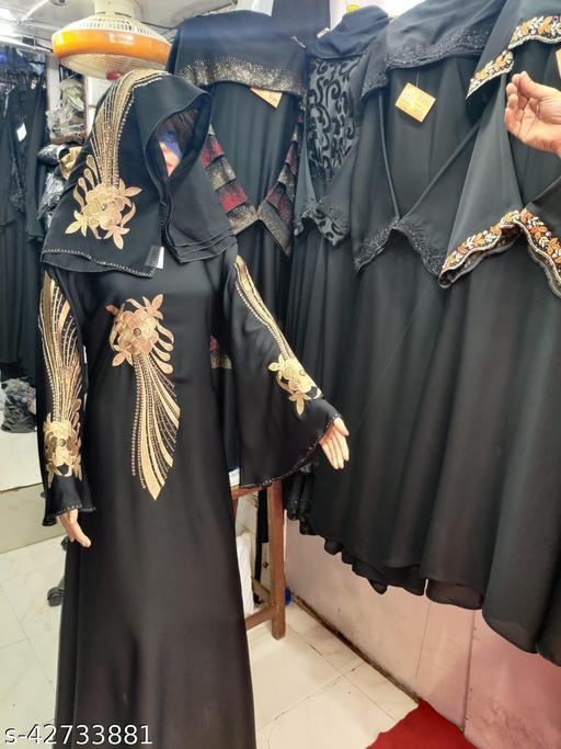 nida designer abaya