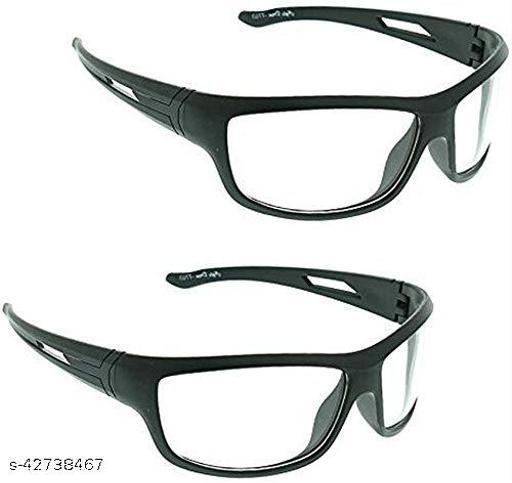 DEVEW Unisex Adult Round Sunglasses pack of 2