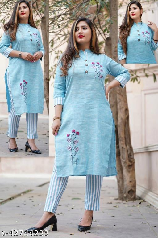 Chitrarekha Refined Women Kurta Sets