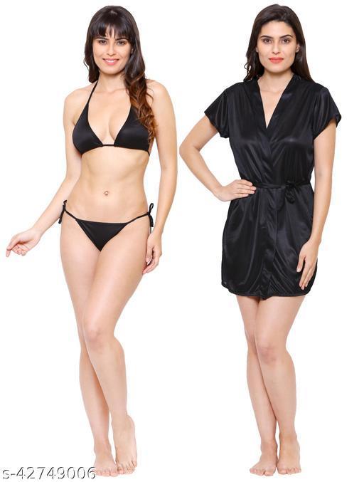 Klamotten Women Nightwear And Bikini Set