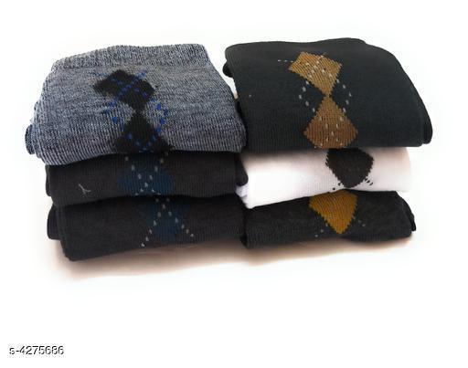 Stylish Trendy Men's Socks Combo